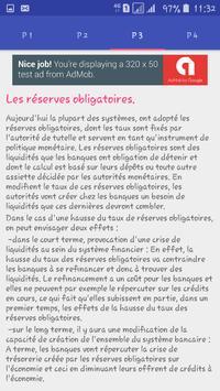 Economie Monétaire screenshot 2