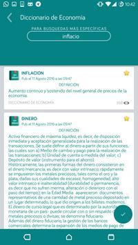 Diccionario de Economía - OFFLINE screenshot 3