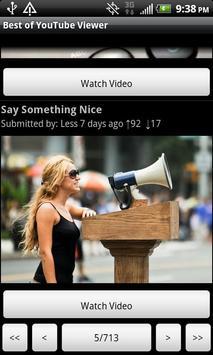 BestOfYouTube.com Viewer screenshot 1