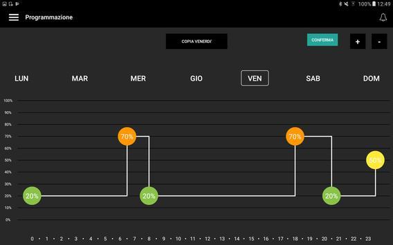 Deltacalor Electric+ screenshot 4