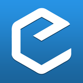 écolo – Map and GPS tracking icon
