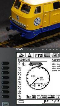 ECoS Controller Screenshot 4