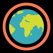 Ecosia Browser - Fast & Green иконка