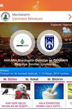 Mobil Demokrasi Türkiye poster