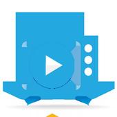 E-Cloud Video icon
