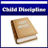 Child Discipline icon