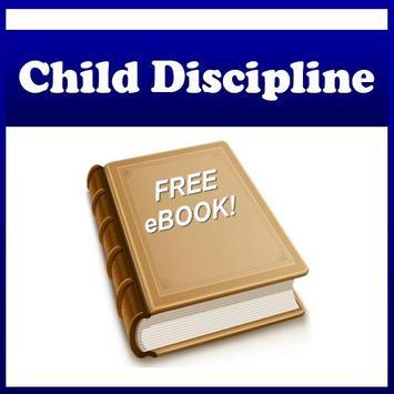 Child Discipline poster