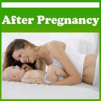 Get In Shape After Pregnancy ! poster