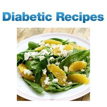 Diabetic Recipes ! apk screenshot