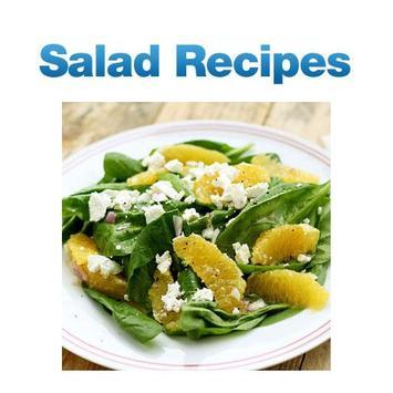 Salad Recipes ! poster