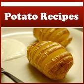 Potato Recipes ! icon
