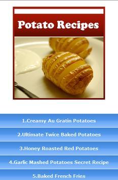 Potato Recipes ! poster