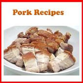 Pork Recipes ! icon