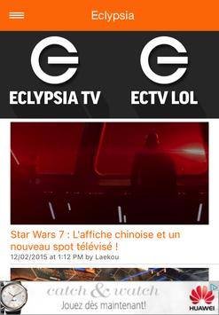 Eclypsia poster