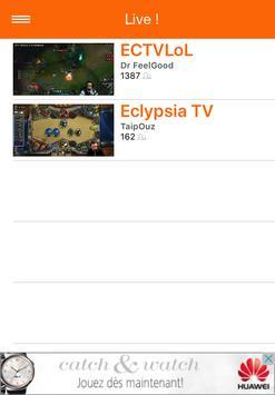 Eclypsia screenshot 2