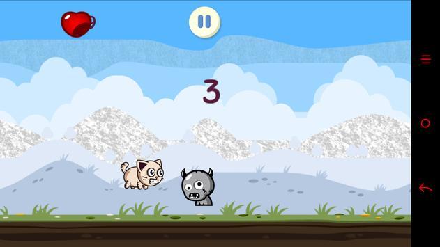Jump Kitty Jump apk screenshot