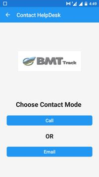 BMT Track apk screenshot