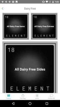 Element Kitchen screenshot 1