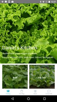 Daniel's Kitchen poster