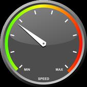 Atlanta Speedometer icon
