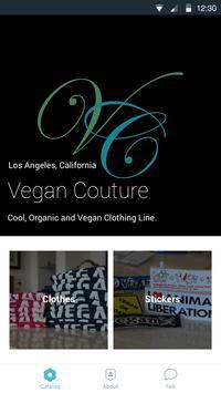 Vegan Couture gönderen