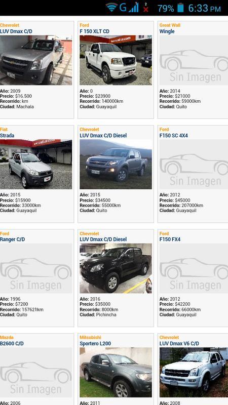 Autos Usados Ecuador For Android Apk Download