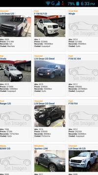 Autos Usados Ecuador apk screenshot