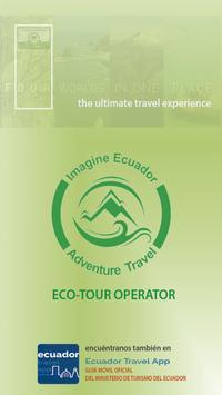 IMAGINE ECUADOR Tour Operator poster