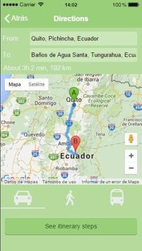 IMAGINE ECUADOR Tour Operator apk screenshot