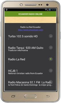 ECUADOR RADIO ONLINE screenshot 1