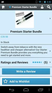 ecigwizard screenshot 2