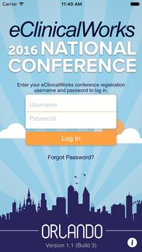 eClinicalWorks NC poster
