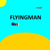 FlyingMan icon