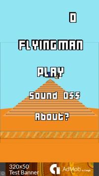 FlyingMan poster