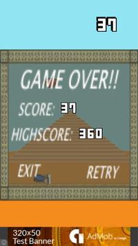 FlyingMan apk screenshot