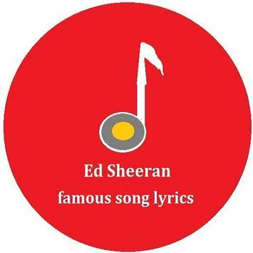 Ed Sheeran Music Lyric screenshot 1