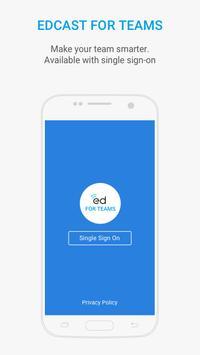 EdCast - Knowledge Sharing apk screenshot