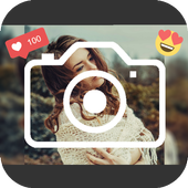 Photo Editor Square Snap icon