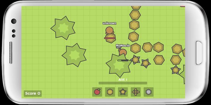 MoMoo.io apk screenshot