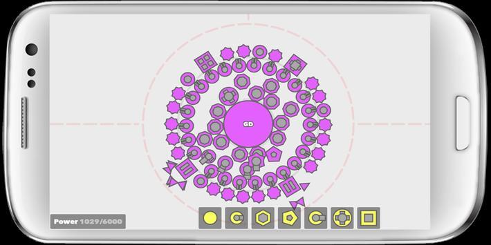Blobe.io apk screenshot