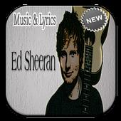 Ed Sheeran Music With Lyrics icon