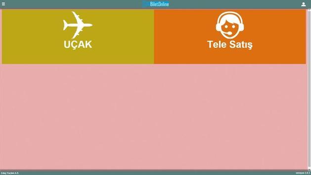 Ebilet Online screenshot 3