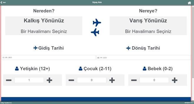 Ebilet Online screenshot 5