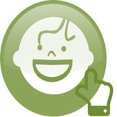 ClickClick (Number, alphabet, color, multiple) icon