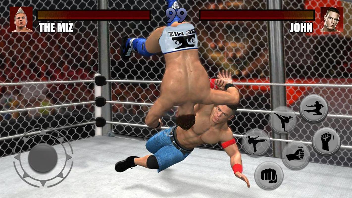 Wrestling Games Download Uptodown | Boredom killer