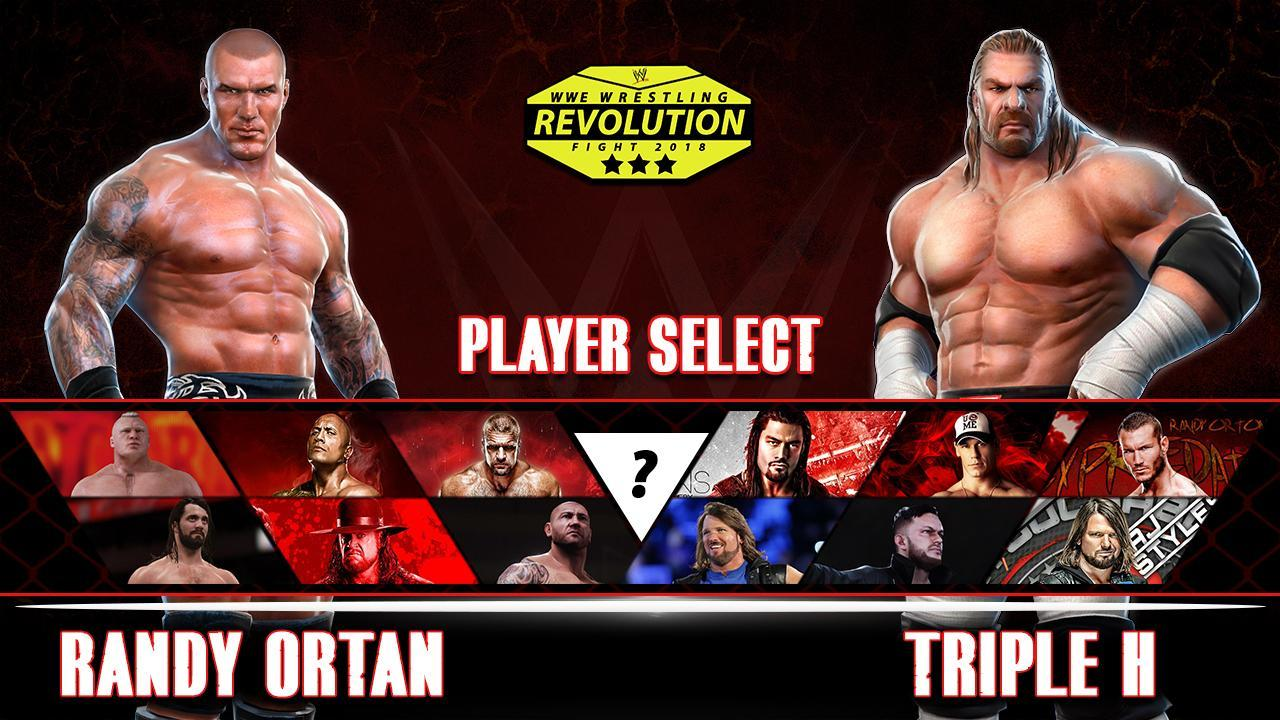 WWE Wrestling Revolution Fight 2018 for Android - APK Download