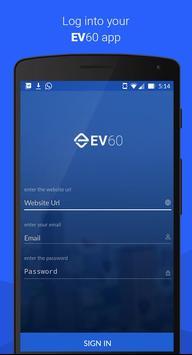 EV60 poster