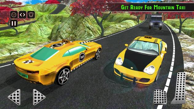 Off-Road Mountain Taxi Driver screenshot 10