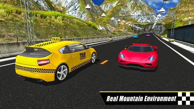 Off-Road Mountain Taxi Driver screenshot 13