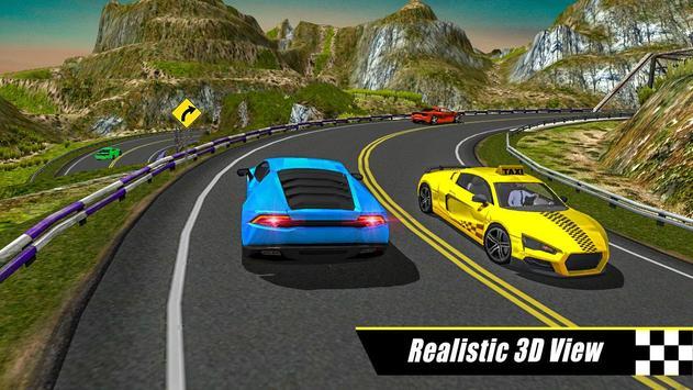 Off-Road Mountain Taxi Driver screenshot 2